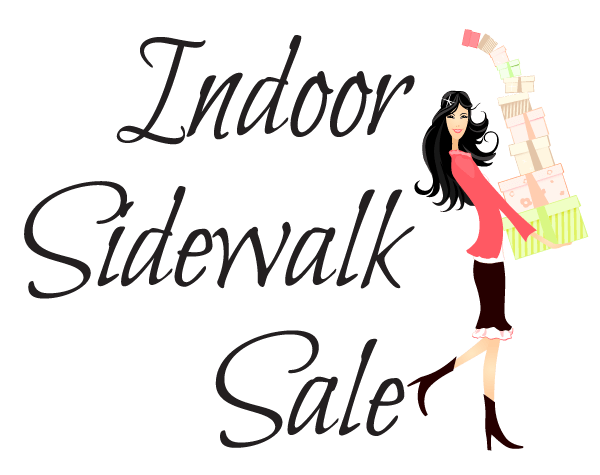 Indoor Sidewalk Sale